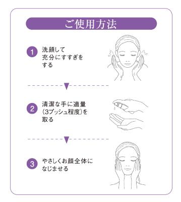 紫輝ジェル 使用方法