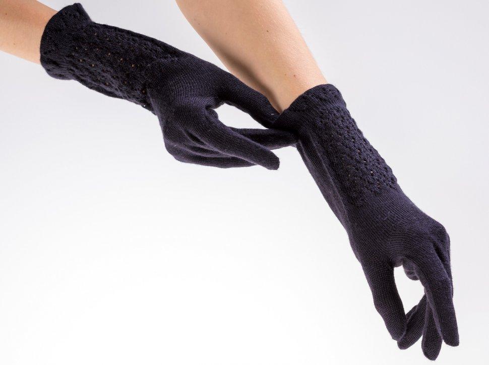 Q手袋A-10トリミ