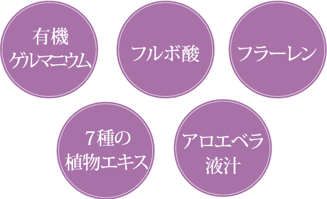 紫輝バスエッセンス成分
